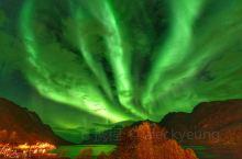 挪威极光大爆发