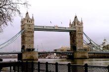 伦敦经典的地标景点掠影。