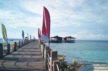 马来西亚 邦邦岛(POMPOM Island),世界著名旅游景点,位于马来西亚沙巴州斗湖省的仙本那。