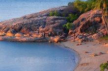 澳洲小众景点大堡礁边上的海角沙滩