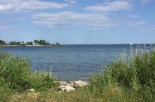 安大略湖,第一次看到的时候,总能给人以错觉,以为是海!