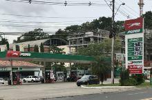 巴拿马城的油价,七毛钱一升
