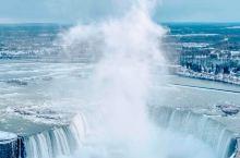 全球最值得探访的尼亚加拉大瀑布该怎么玩  位于加拿大安大略省和美国纽约州交界处的尼亚加拉瀑布(Nia