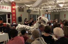 #传播中国文化# 大年初二纽芬兰华人协会组织的春节庆祝活动在热闹的气氛中开始了。当地华人、留学生精心