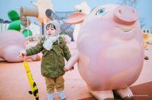 萌到犯规,猪猪星球本星 猪猪星球位于浙江海盐,一期占地220亩,二期占地一千多亩,在这里可以颠覆你对