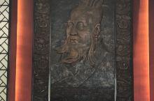 刘邦称帝后回到家乡建立的风歌台,世界刘氏祖廟。