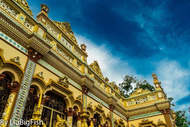 Vinh Trang Pagoda2