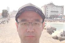 阿联酋拉斯海马长城酒店,酒店对面就是大海,这是拉斯海马第一家中国人投资的酒店。