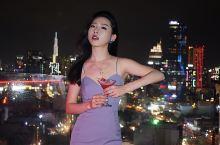 越南旅行|俯瞰整个胡志明的高空喝酒吧 Chill Skybar是观光客必访的经典之地,必须推荐给你们