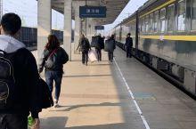第一次从这里坐火车回江苏、车厢里好重的一股异味……