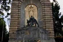 阿德莱德国家战争纪念碑 National War Memorial, Adelaide 位于阿德莱德