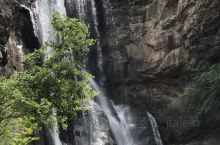 豫西大峡谷中最好看的一景了,你们知道啥意思了吧?
