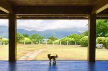 远望富士 近看芦之-恩赐箱根公园  恩赐箱根公园的的旧址是叫做箱根离宫,1886年才建成箱根公园,它