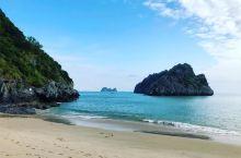 3大海滩形成的美丽海湾——吉婆岛海滩  吉婆岛海滩分为Cat Co 1、Cat Co 2、Cat C