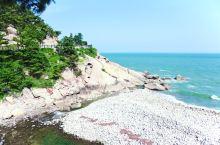 海上仙山——青岛崂山 趁着天气晴 选个周末 爬了一趟崂山 坐在大巴上可以欣赏沿途风景 到了地点开始爬