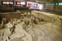 去往西安旅游,经过了黄河边的三门峡,三门峡是东周虢国旧地,出土过东周虢国车马坑,现建有虢国博物馆,就