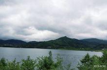 浙东明珠,四明湖!雨后四明湖,云山雾绕,空气清新!