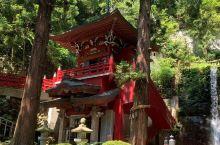 山林里的神社之中野不動尊  【初到神社】 周末,我们一行人坐车来到了福岛的中野不動尊神社游玩,这是一