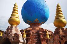 一寨两国,从没走出国门的我第一次意识到边境线离我如此之近,站在高处看着墙那边的缅甸田园风光,好像和我