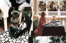 电影巡礼摩洛哥卡萨布兰卡里克咖啡馆  「世界上有那么多城镇,那么多酒馆,她却偏偏走进了我这一间。」这