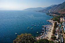 最美不过抚仙湖,真的不错的选择!环境优美,温度适宜!