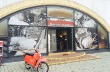 摩托车博物馆,很另类哈哈哈