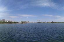 """奉贤年丰公园,属于""""上海之鱼""""一角,公园不大,但环境很优美,少了城市的喧嚣,多了一份自然的宁静,公园"""