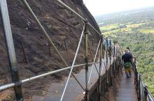 斯里兰卡地标性的锡吉里耶狮子岩旅拍~