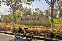 其实作为一个来过滨江无数次的老南京人,也是骑行记录南京四季风光的读城人来说,现在也分不清南京的滨江公