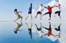 """赞爆朋友圈的照片就在天空之镜  马来西亚瓜拉雪兰峩""""天空之镜"""",是值得打卡的一个点,特别是如果也是喜"""
