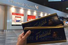 打卡芬兰机场