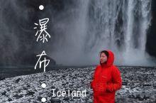 冰岛自驾 之 #初入荒原看瀑布#  驾车从雷克雅未克出城十分钟就满是雪山和荒原的景象。  开往Vik