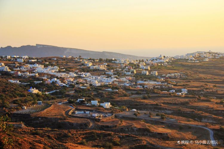 Sunset in Oia2