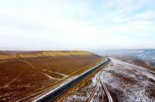 玛纳斯河大峡谷初冬