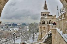 布达佩斯渔人堡 情迷大雪中的渔人堡