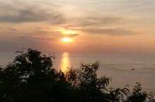神仙半岛的日落