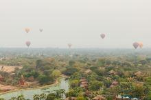 万塔之城——蒲甘。蒲甘古城是缅甸的宗教圣地,是亚洲三大佛教遗迹之一,佛塔、佛寺数量众多,遍布古城内外