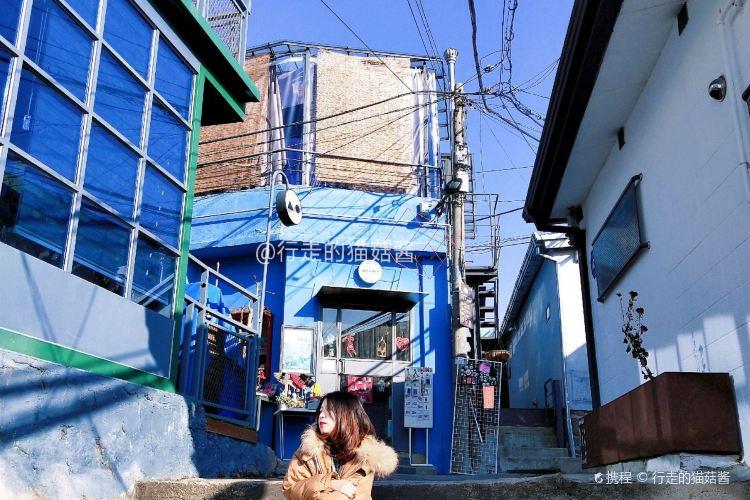 Ihwa Mural Village1