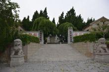无染寺,位于山东烟台牟平区,胶东半岛上
