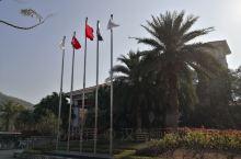 高尔夫球场里的酒店(度假村),有酒店和联排别墅,环境好不错的度假村。 阳江涛景高尔夫球会