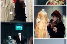 探索时装博物馆19世纪收藏品的故事  每每看《唐顿庄园》、《傲慢与偏见》、《成为简奥斯汀》等英剧或者