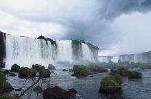 巴西阿根廷交界处