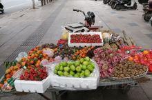 全能售水果卖车多种本土美丽,,,哈哈
