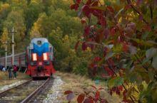 贝加尔湖环湖铁路_一条美丽风景线