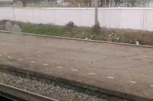 返程随拍3 (K1561次列车驶离合九线上的安徽安庆太湖站)