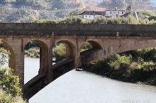 即将成为古董的水下石拱桥—霍口畲族乡后宦村—霍口水库—原前峰桥