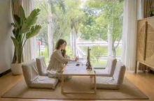 闽粤第一城,水墨山居酒店的别墅,特别适合旅拍、写真,每一处设计都是给人拍照的 闽粤第一城