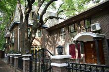 上海乌鲁木齐路,这里的大别墅差不多都有八十到一百多年历史了,值得细细品味。