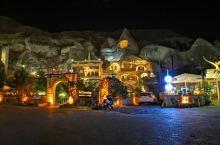 格雷梅的洞穴酒店,在山上挖洞建成的,我们住的时候是冬天,里面非常暖和,估计夏天也不会热,有机会到这里