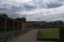 德国特里尔的中世纪遗址公园。非常有特色,值得一游。